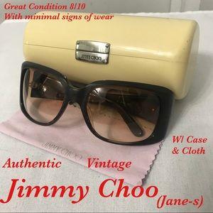Vintage Jimmy Choo sunglasses